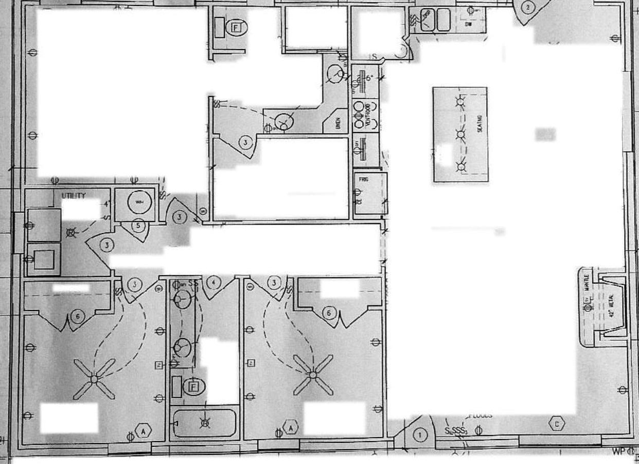 1800 Sq Ft Barndominium Floor Plan Hunt Farmhouse